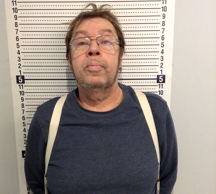 Wright Township, Luzerne County Drug Task Force arrest 60 year old in narcotics bust