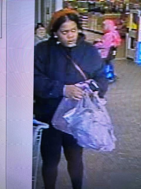 Wilkes-Barre Township Police ask for help to identify alleged Wegman's purse snatcher