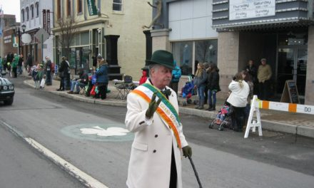 Pictures: Pittston's ST Patrick's Day Parade