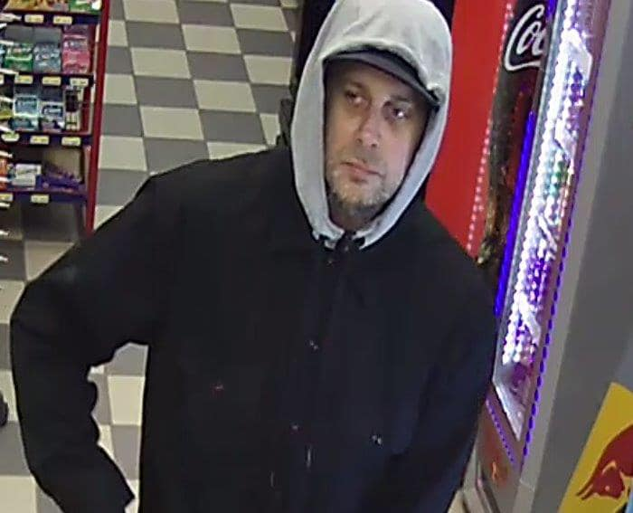 Scranton Police ask for your help to identify man they say robbed business with knife