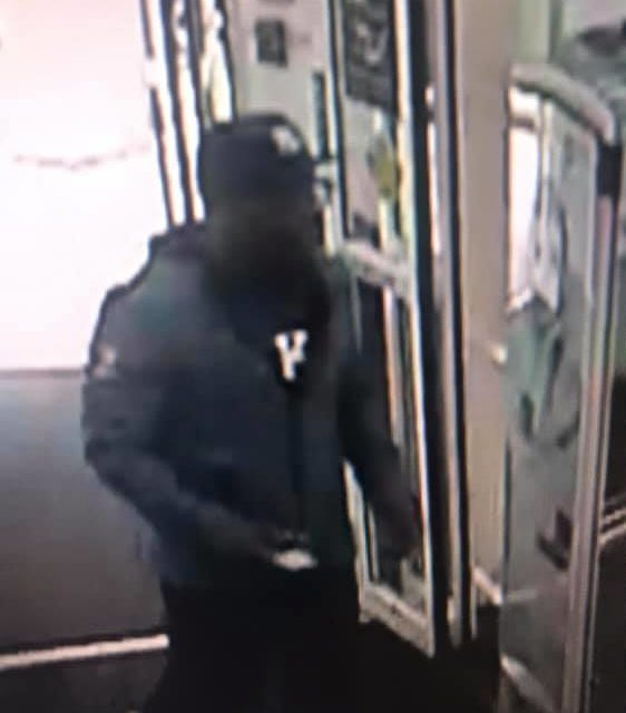 Scranton Police hope to identify man involved in theft from Moosic Street CVS