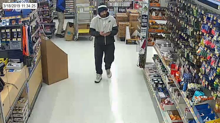 Silver Spring Township Police ask for help to identify alleged Walmart shoplifter