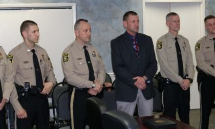 Six Northern York County Regional Police Officers recognized