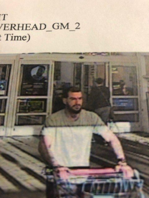 Springettsbury Township Police Department ask for help to find alleged power tool crook