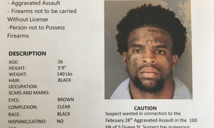 York Police searching for Dion-Taye Jackson, aggravated assault, weapons charges