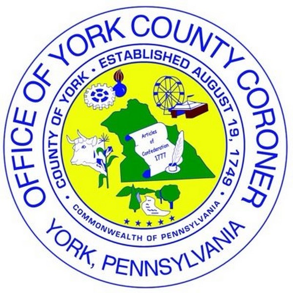 York County Coroner dispatched to the area of Kings Mill Road along the Heritage Rail Trail on Saturday afternoon