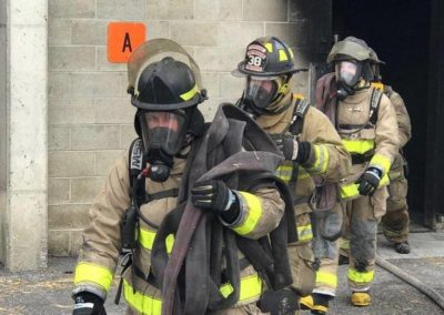 york-county-prison-fire-crew-training