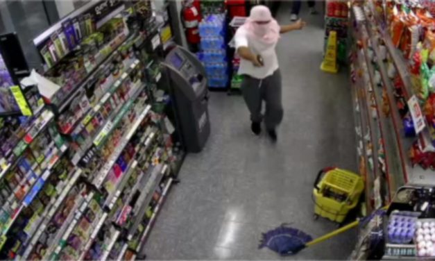Robbery at West Manchester Sunoco in York County