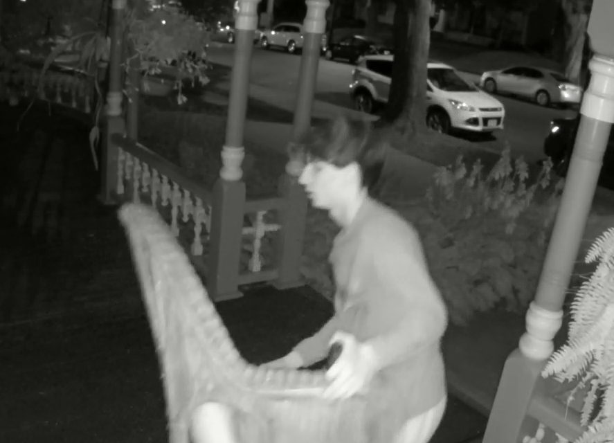 Bloomsburg Police look for assistance to identify alleged porch thief