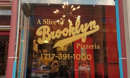 A Slice of Brooklyn Pizza in Lancaster picks up 14 violations in food safety inspection; cigarettes, food and candy, stored on the meat slicer