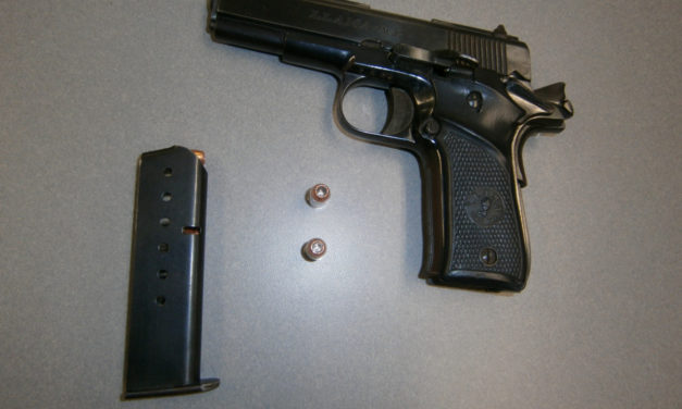 Bloomsburg Police: Man with gun attempts to force his way into apartment