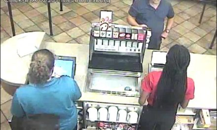 "Police looking for Chick-Fil-A ""quick change artist"""