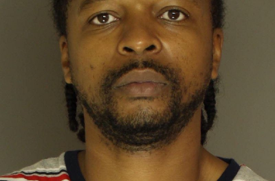 """Dakwan Edwards arrested by MIddlesex Township Police for half pound of """"fresh Marijuana"""" following traffic stop, on bond for similar charge"""