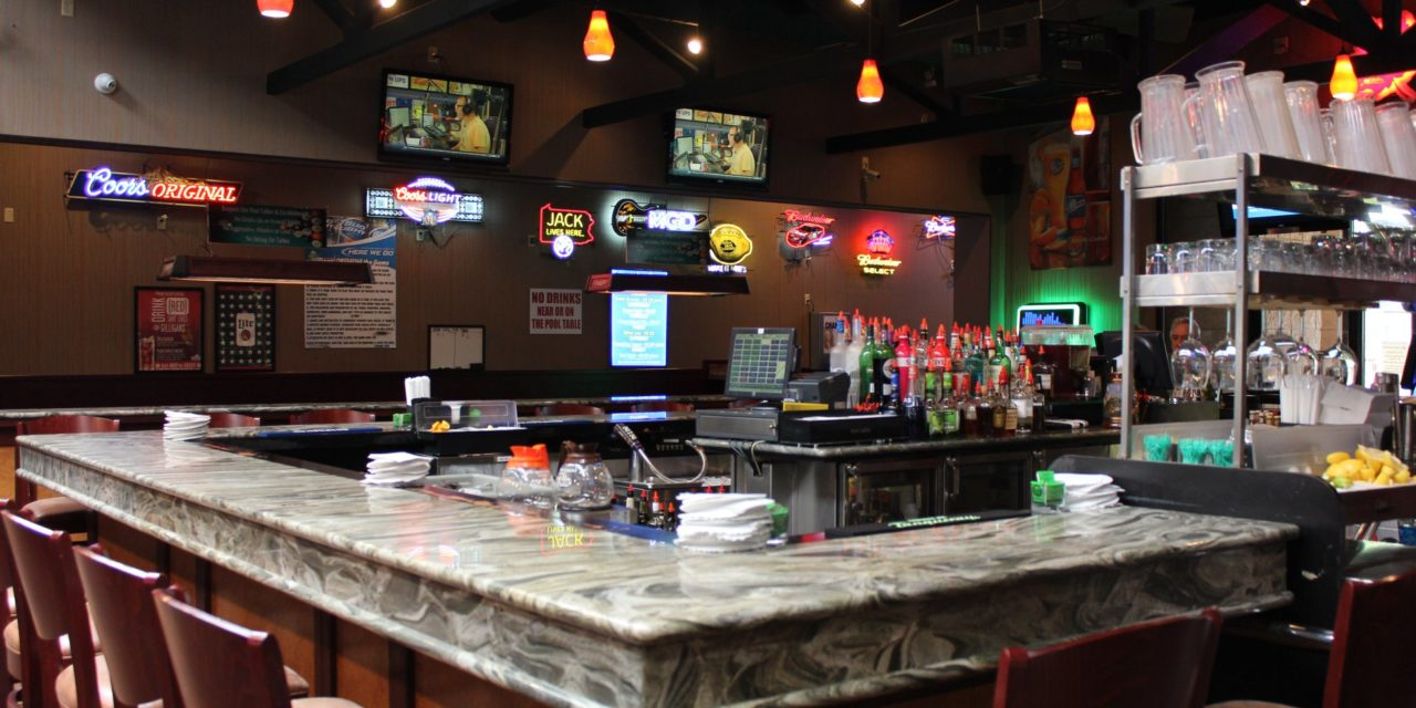 Gilligan's Bar and Grill in Harrisburg blows restaurant inspection second straight year; mold on the ceiling in the beer walk-in cooler