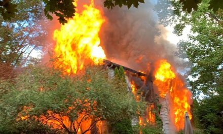 Eden Township fire in Lancaster County results in almost total loss for family