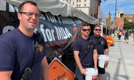 Scranton Firefighters, IAFF Local 60, invite you to Fill the Boot in Scranton to fight Muscular Dystrophy