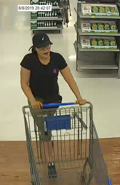 Montoursville Police seeking identity of woman in counterfeit money caper
