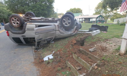 Two people injured in Labor Day crash in Upper Allen Township