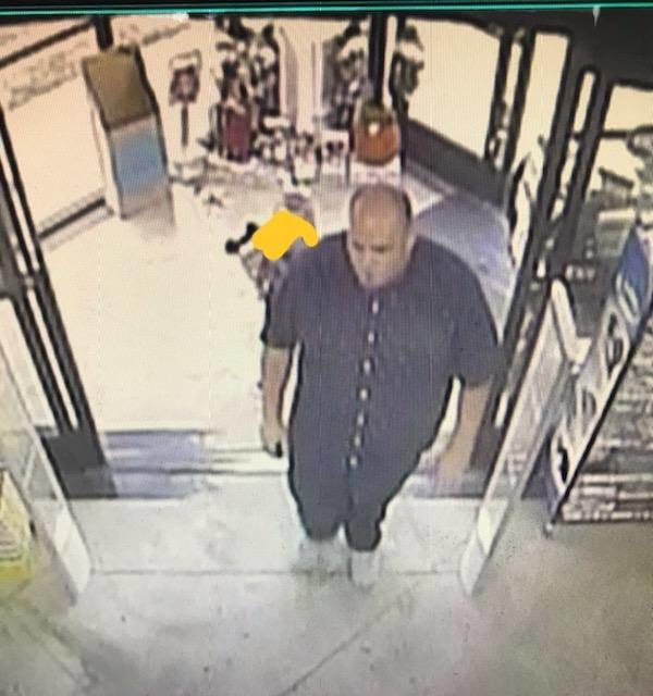 Police in Lackawanna County looking for suspect in wallet theft