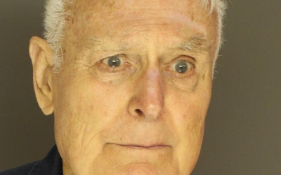 90 year old man charged with gluing posters to church in Middlesex Township