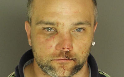 Tip leads Carlisle Police to arrest Michael Joseph Barrick in thefts from vehicle