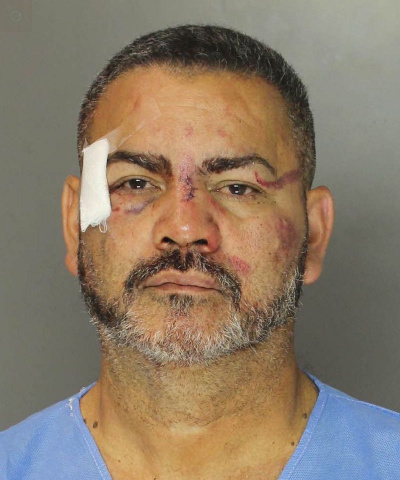 Jesus Figueroa arrested for simple assault and terroristic threats by Middletown Police