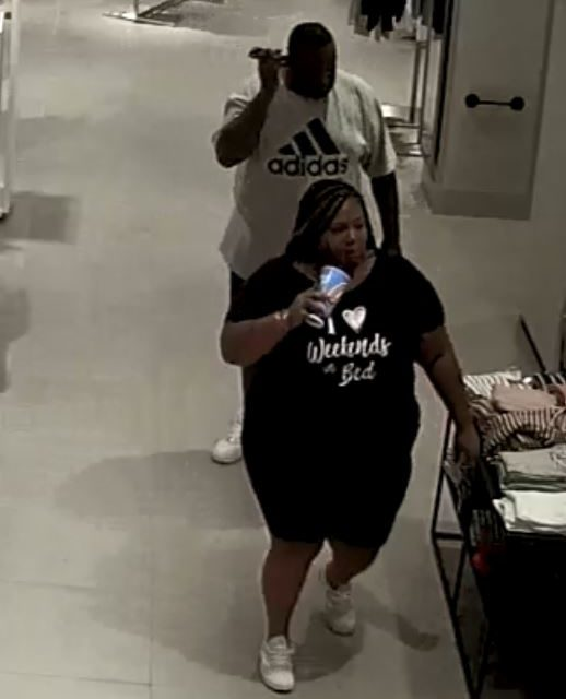 East Lampeter Police looking for two alleged H & M Outlet Store shoplifters