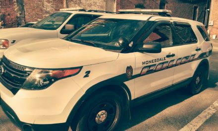 2 people arrested in Honesdale following confrontation in October
