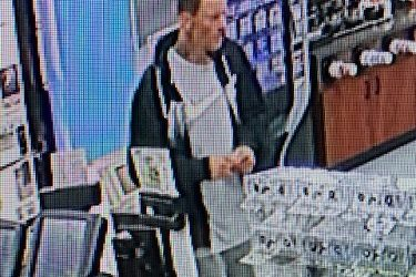 Pennsboro Police looking for man who they say stole from a vehicle in broad daylight