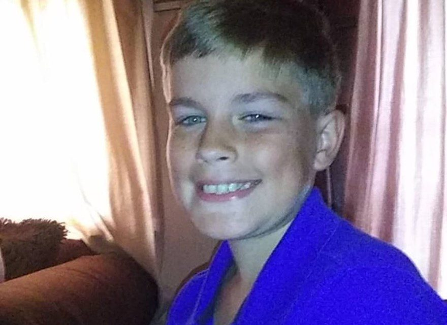 UPDATE:  FOUND SAFE Lansford Police Department looking for missing 11 year old boy, didn't return from school yesterday