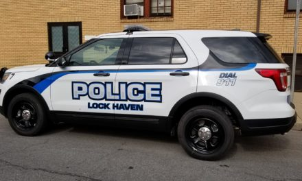 Lock Haven Police asking people to avoid area around City Hall, suspicious package found
