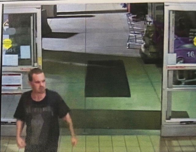 Can you help Michael Jordan score an arrest by identifying West Manchester Township Police shoplifter