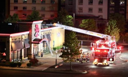 Grease Fire at Montage Mountain Ruby Tuesday's quickly put out by firefighters