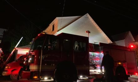 Scranton firefighters make quick work of 3 story residential fire