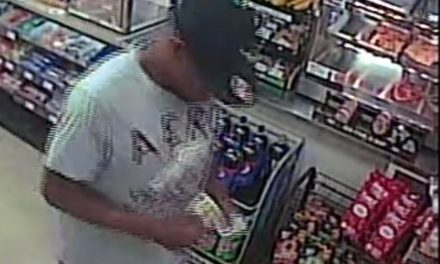 Middletown Police looking for armed robbery suspect