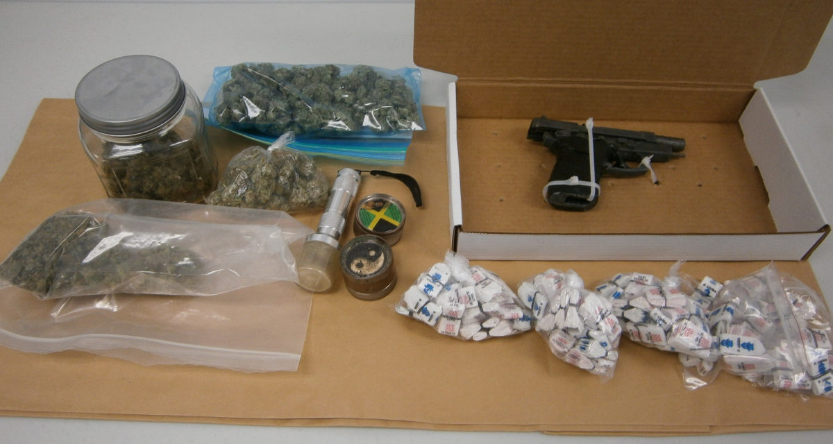Police say they seize 1000 bags of Heroin, gun, more in Bloomsburg search warrant