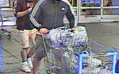 Suspects in wallet theft wanted by East Lampeter Township for using victims credit cards