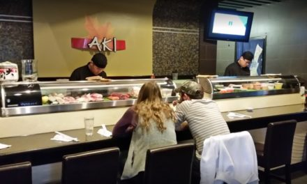 2nd year in a row Aki Japanese Restaurant in Hanover blunders restaurant inspection, 15 violations