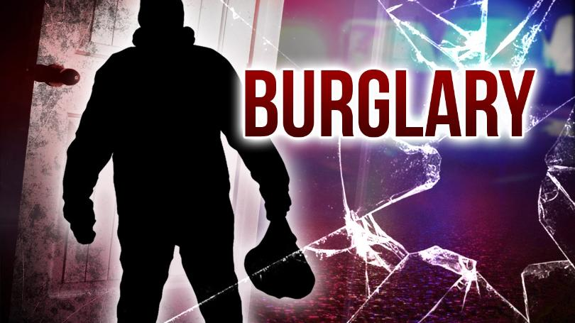 Police investigating burglary in Dover Township, damage to home, nothing taken