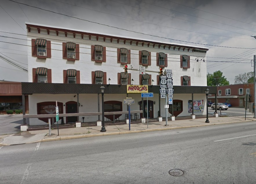 10 live cockroach-like insects and too many to count fruit-like flies, Aroogas Grill and Sports Bar in Shippensburg fumbles restaurant inspection