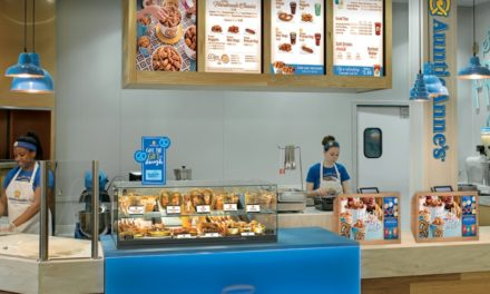 10 violations for Auntie Anne's in Stroud Mall following restaurant inspection, did not demonstrate adequate knowledge of food safety