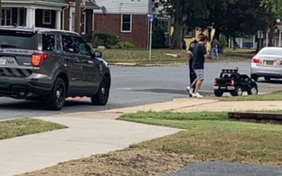Middletown Police stop Toyota Tundra driven by 10 month old