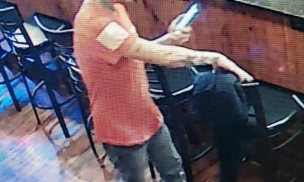 Dickson City Police hope to identify person of interest in motorcycle theft