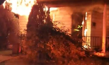 Dunmore firefighters respond to residential fire in the early morning hours Wednesday