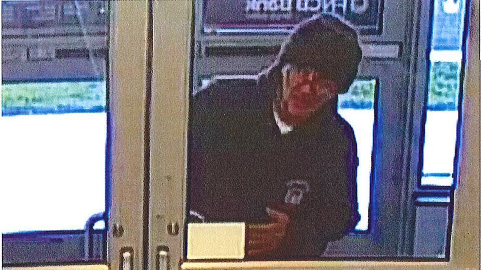 Dunmore Police release information on bank robbery and suspect
