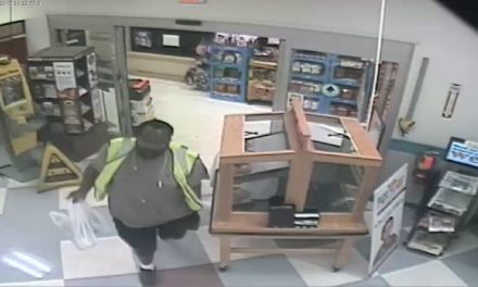 "Duryea Police looking for suspect police believe picked up ""lost property"""