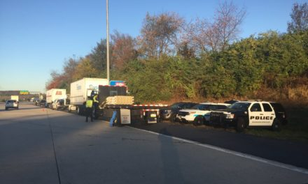 5 trucks, 2 drivers off the road in Lancaster County after pop-up truck inspection