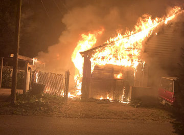 Lititz Police and State Police Fire Marshall investigating early morning garage fire