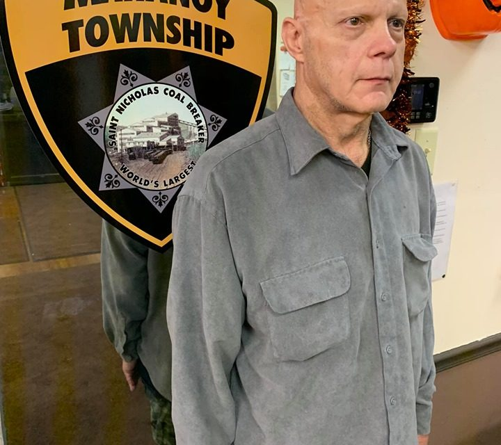 Mahanoy Township Police make largest drug bust in department's history