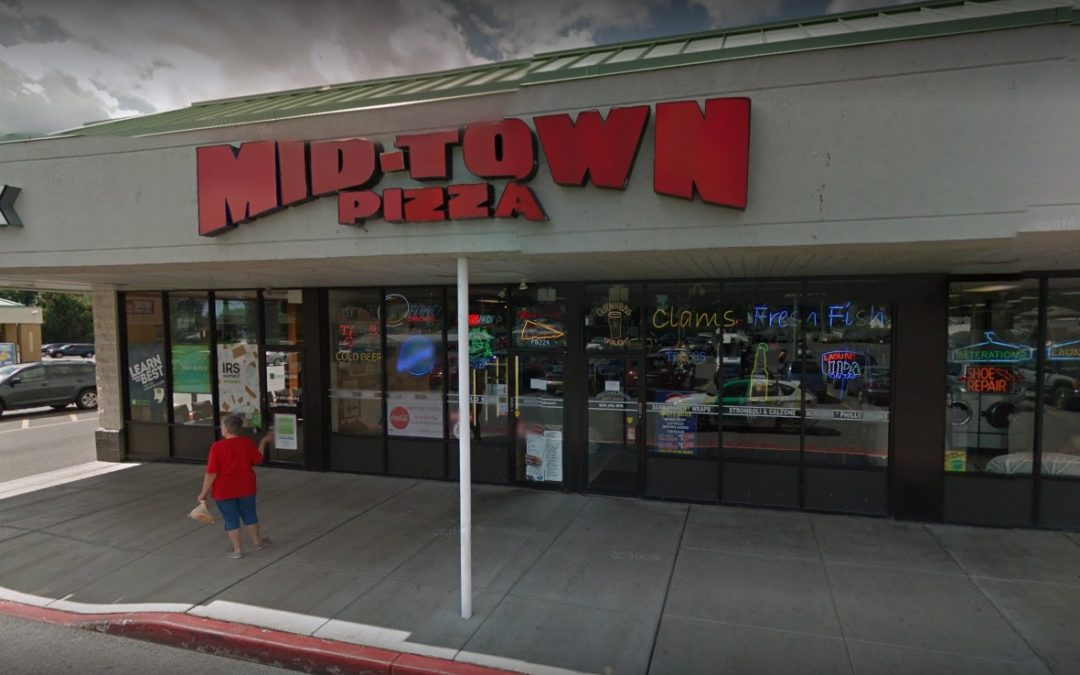 3rd straight failure, 17 violations, Mid-Town Pizza in Middletown blunders state restaurant inspection